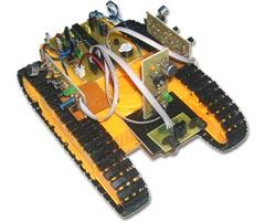 Paletli robot yapımı